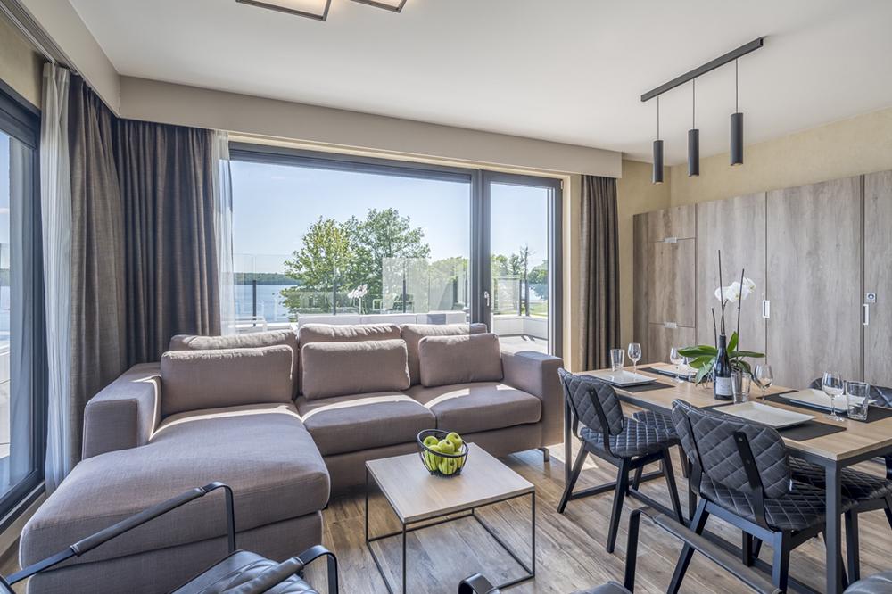 studio vip hotel golden lakes lacs de l'eau d'heure 4