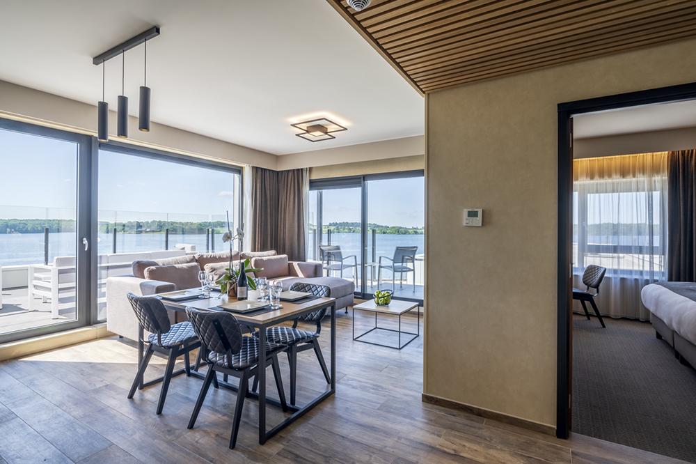Studio vip hotel golden lakes lacs de l'eau d'heure